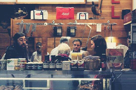 Butcher Shop by maxym