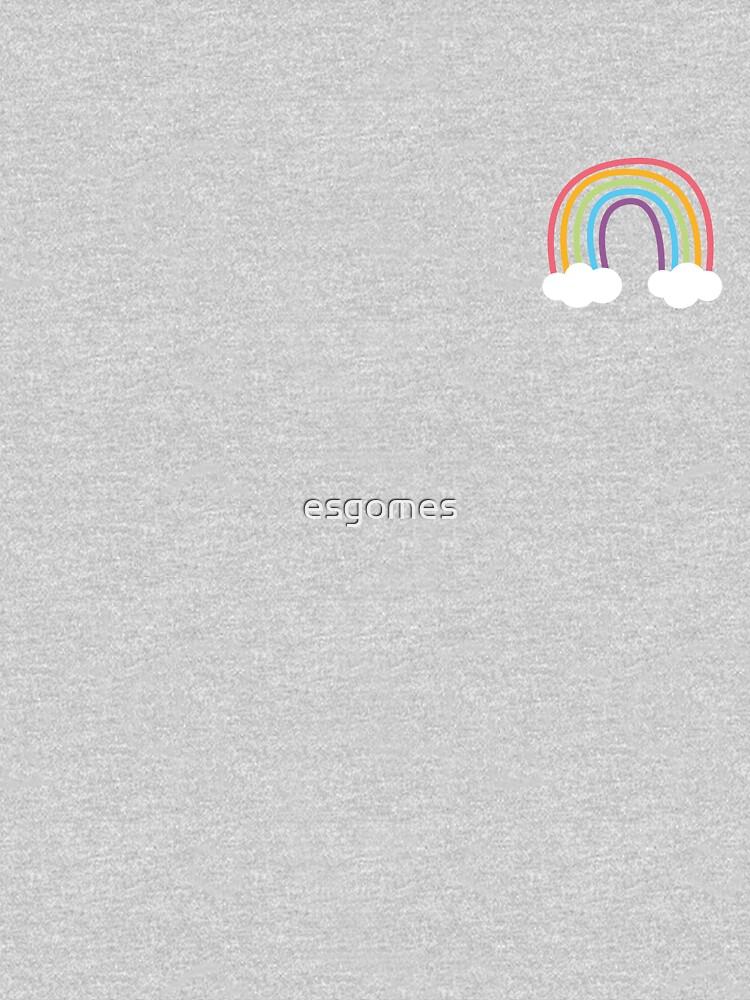 Colorful Rainbows  by esgomes