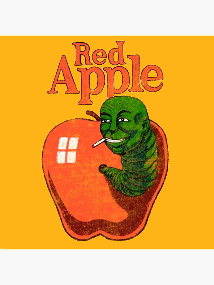 red apple cigarettes (Brand from Tarantino's movies) by BEGROTESQUE