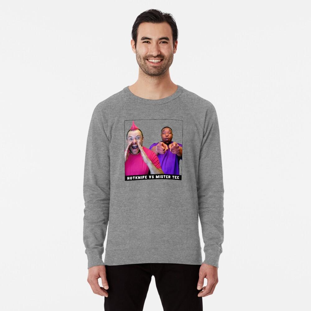 Hotknife vs Mister Tee Lightweight Sweatshirt