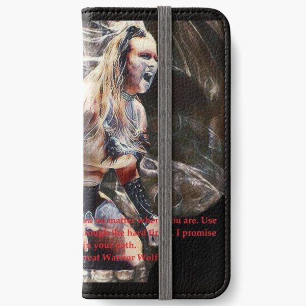 Nakoma Tala (My ancestors will always be with me) iPhone Wallet