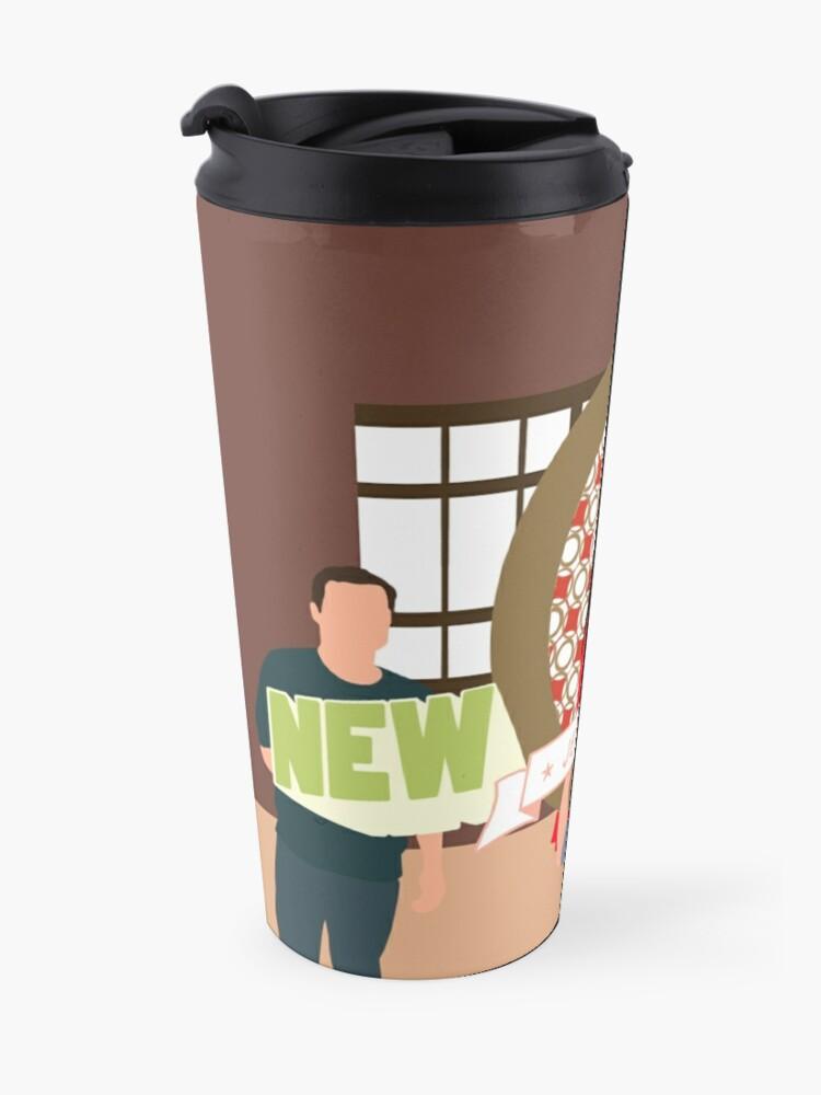 Alternate view of New Girl Travel Mug