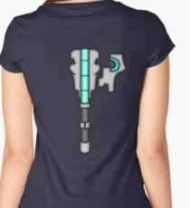 RIG Dead Space Gray R.I.G Women's Fitted Scoop T-Shirt