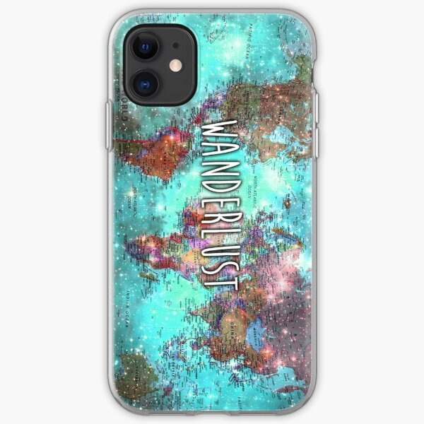 Wanderlust iPhone Soft Case