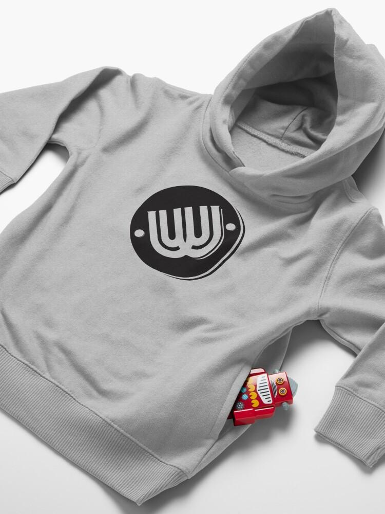 Alternate view of BWS Logomark Toddler Pullover Hoodie