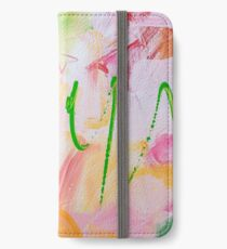 Pink and Green should never be seen iPhone Wallet/Case/Skin