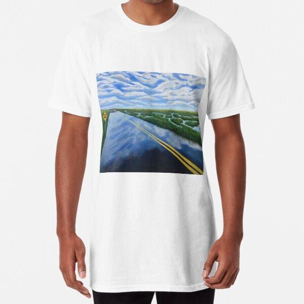 Not Just High Tide Long T-Shirt