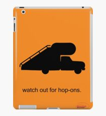 Arrested Development Hop Ons iPad Case/Skin