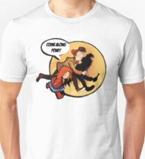 The Adventures of Pond and Doctah T-Shirt