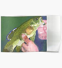 Small Mouth Poster