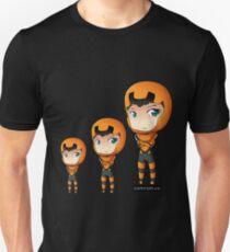 Ender Wiggen Chibi by KlockworkKat Unisex T-Shirt