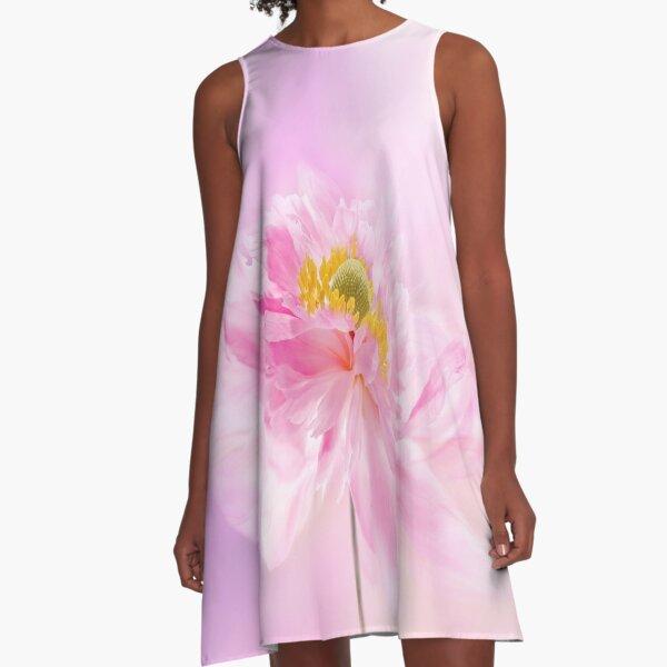 Delicate flower A-Line Dress