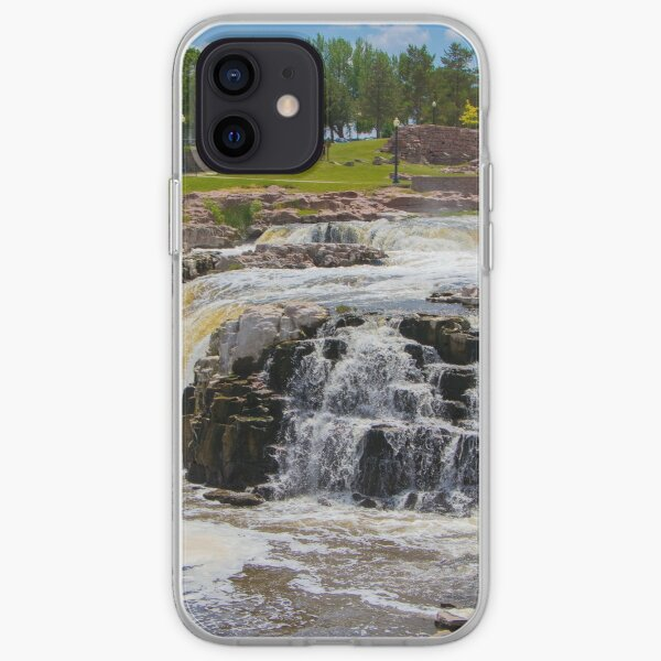 Sioux Falls Park, South Dakota iPhone Soft Case
