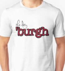 The dirty burgh Unisex T-Shirt