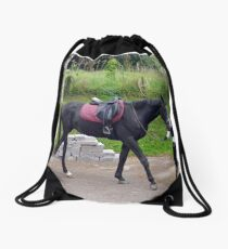 Equine Education Drawstring Bag