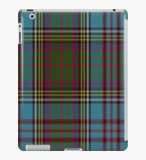 00005 Anderson Clan/Family Tartan  iPad Case/Skin
