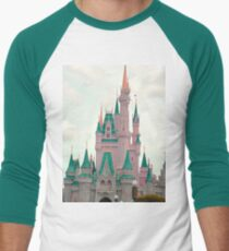 Pink & Teal Castle T-Shirt