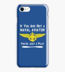 Naval Aviator iPhone Case/Skin