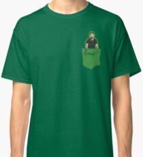 JUST DO IT - Shia Labeouf Pocket Companion Classic T-Shirt