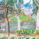 Rossiter Park Pontoon by John Douglas