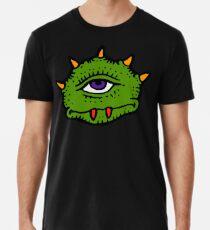 Halloween Gift - Friendly Cyclops - Area 51 Alien Premium T-Shirt