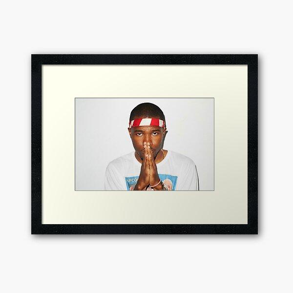 Frank Ocean  Framed Art Print