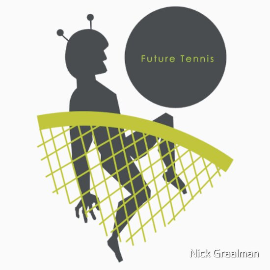 TShirtGifter presents: Future Tennis