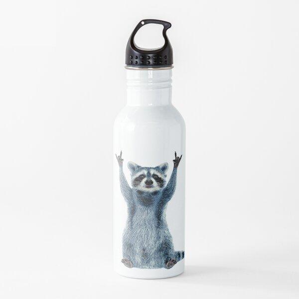 Raccoon Shirt-Cool Nature Raccoon Tee Cute Raccoon Classic Water Bottle