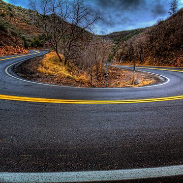 The Long and Winding Road by boblarsonphoto