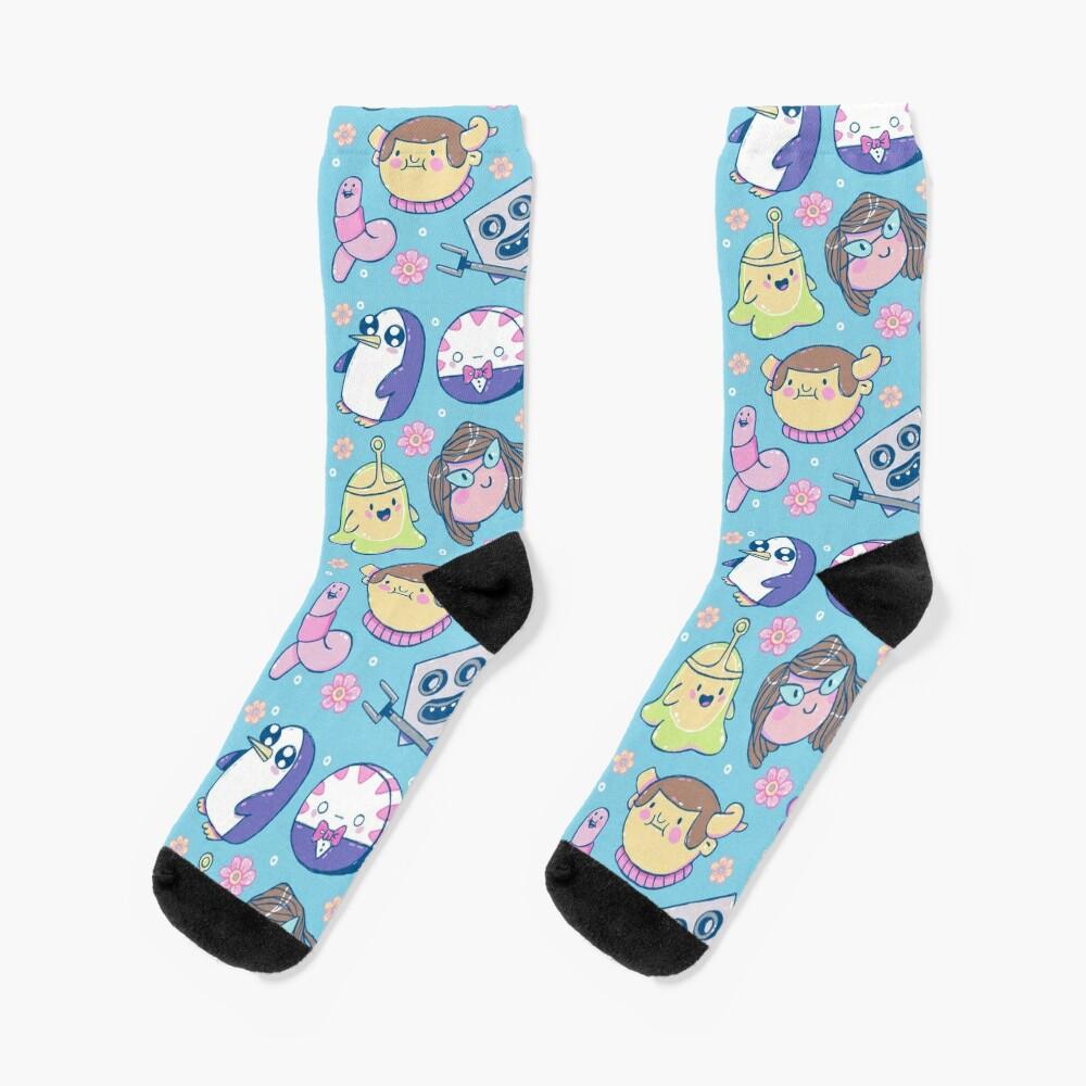 Adventure Time Friends 2 Socks