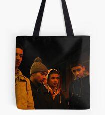 Street Culture Tote Bag