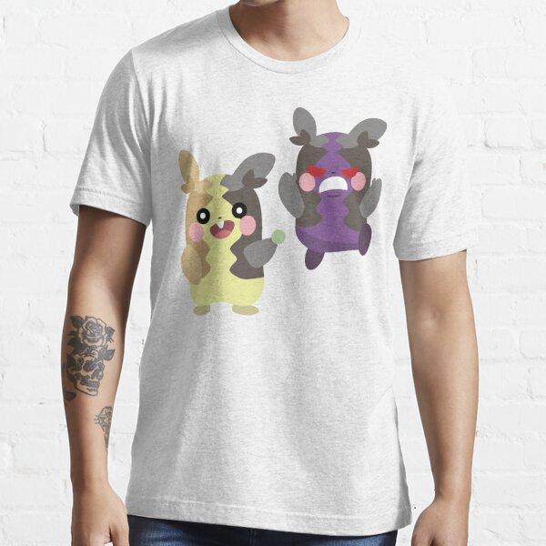 Dark & Electric Morpeko Essential T-Shirt