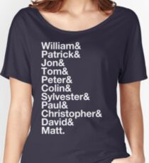 Type Doctors Women's Relaxed Fit T-Shirt