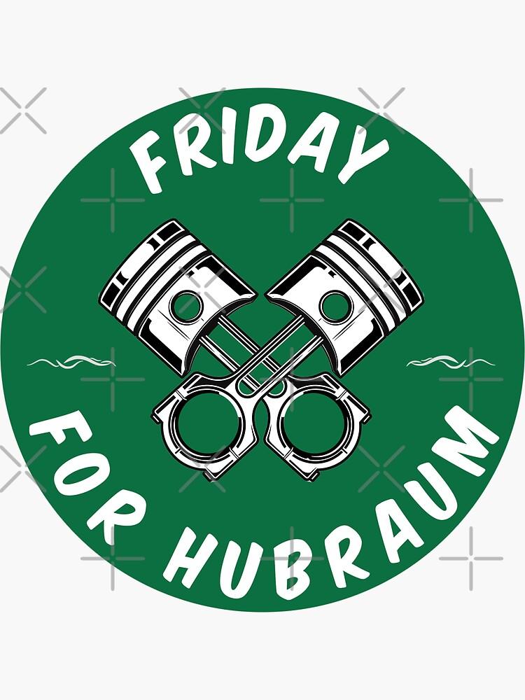 FRIDAY FOR HUBRAUM von stickerwicker