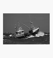 Rachel Maree Fishing Trawler Photographic Print