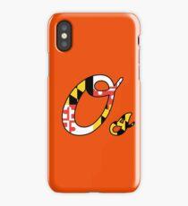"""""""O"""" Maryland Flag iPhone Case/Skin"""