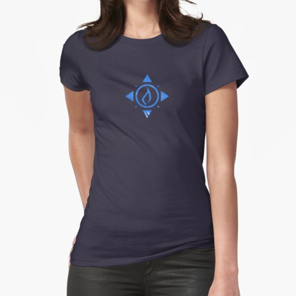 Fallen Faction: Cryptic Fitted T-Shirt