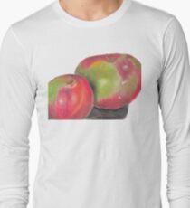 Temptation fruit Long Sleeve T-Shirt