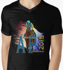 American Pharoah 2015 front runner T-Shirt