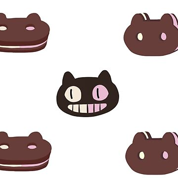 Cookie Cat by Tigerparadise
