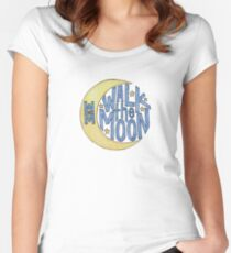 Walk the Moon Logo Women's Fitted Scoop T-Shirt