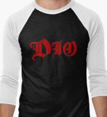 Dio Logo Men's Baseball ¾ T-Shirt