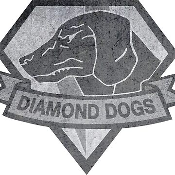 Diamond Dogs Shirt by wearz