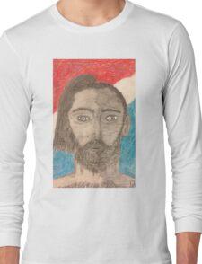 THE  MAN  Long Sleeve T-Shirt
