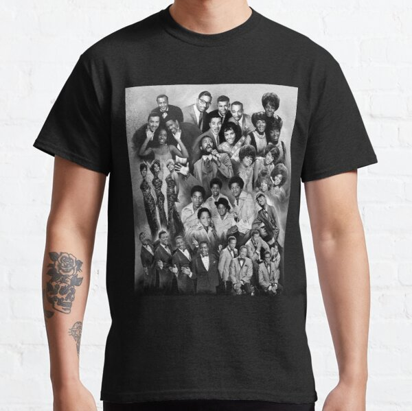 The Best Of Motown 2 Classic T-Shirt