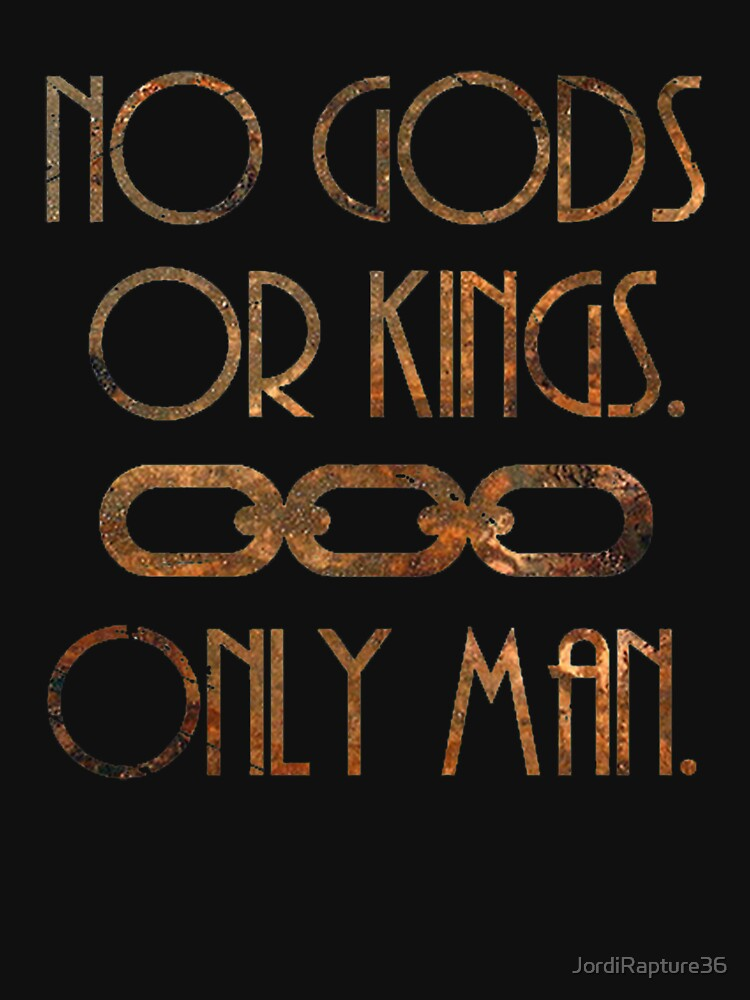 Bioshock - No Gods or Kings Oxid | Unisex T-Shirt