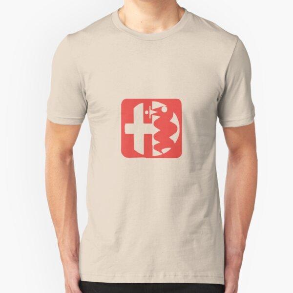 Old Alfa 2 Slim Fit T-Shirt