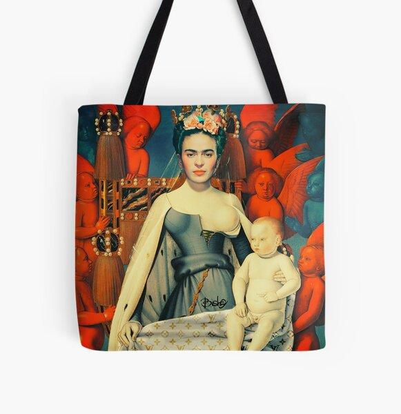 POPFRIDA All Over Print Tote Bag