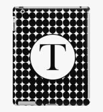 T Bubble iPad Case/Skin