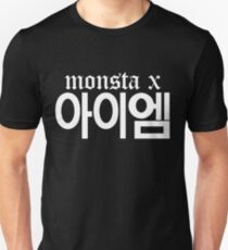Monsta X I.M Name/Logo 2 T-Shirt